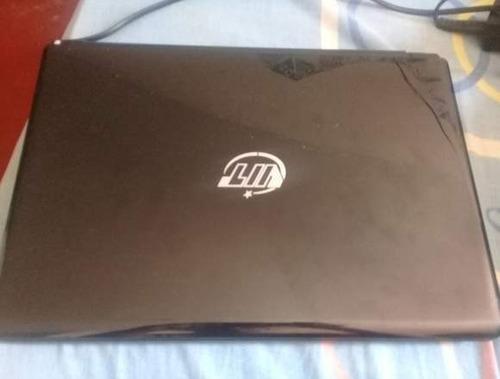 laptop i3 con 4gb de ram