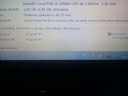 laptop i3 nueva