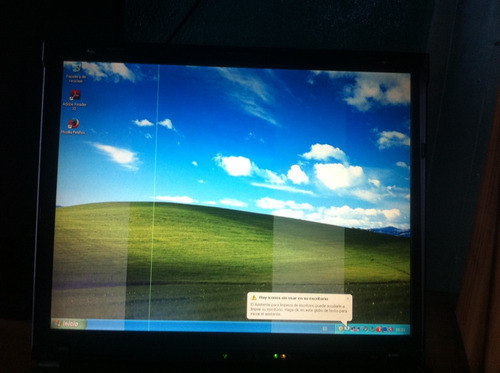 laptop ibm thinkpad detalle