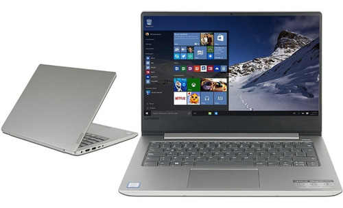 laptop ideapad lenovo 330s-14ikb i7 8550u 8gb 1tb 14 gris