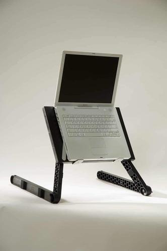 laptop laidback la única mesa de cama portátil diseñad...