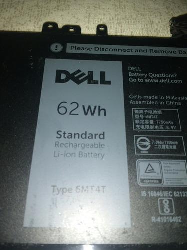 laptop latitude e5570 core i7 solo refacciones