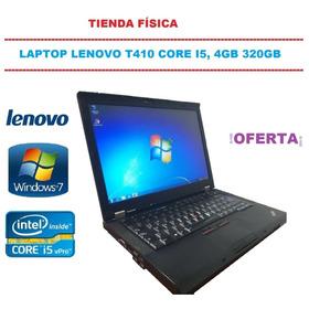 Laptop Lenovo  T410  Core I5 2.67ghz 4gb  320gb