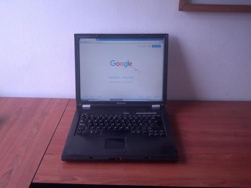 laptop lenovo 3000 c200 garantía 30días
