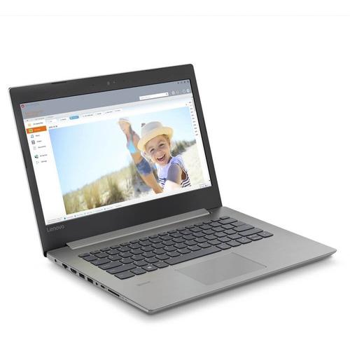laptop lenovo 330-14ast 4gb ram 500gb amd a4 silver nueva