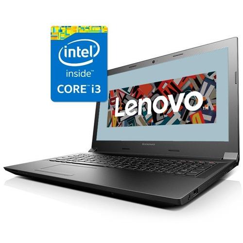laptop lenovo b50-50 i3 4gb ram 500gb 15.6  incluye iva