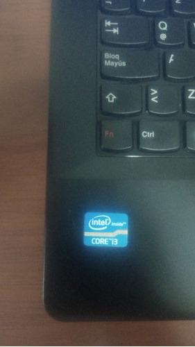 laptop lenovo core i3 e430 somos tienda física