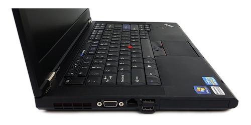 laptop lenovo, core i5 2.5ghz, 4gb ram, 320gb disco duro