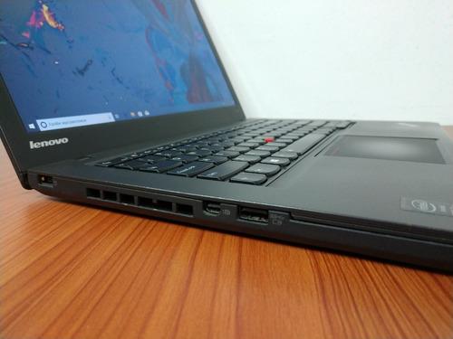 laptop lenovo core i7 (4ta gen)  - 8 gb -500 hdd