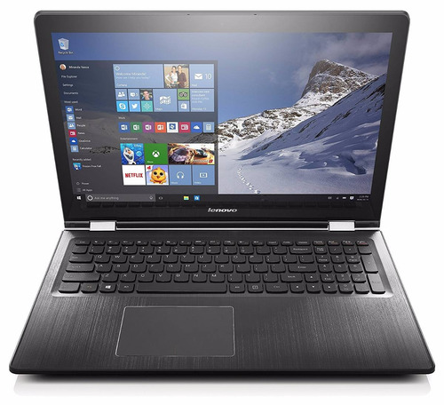 laptop lenovo flex 4 i5-6200u 1tb 8gb 14  touchscreen w10 2-