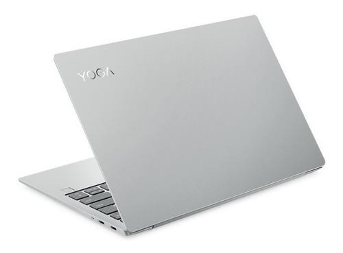 laptop lenovo i5 16gb 256gb ssd yoga s730 13.3'' platinum