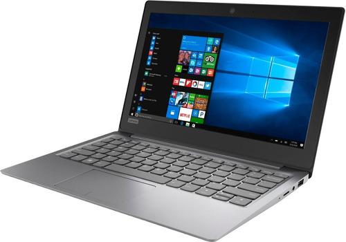 laptop lenovo ideapad 11.6 hd, intel celeron n3350 win 10
