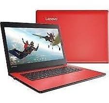 laptop lenovo ideapad 320 n3350 dual core 4gb 1tb w10
