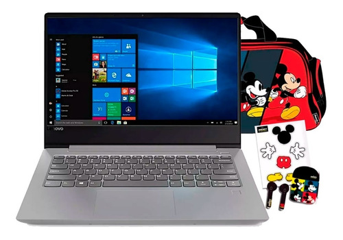 laptop lenovo ideapad 330s-14ikb core i3 4g 1tb con mochila