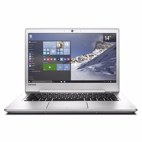 laptop lenovo ideapad 510s, 14, i5,  4gb, 1tb,  win10
