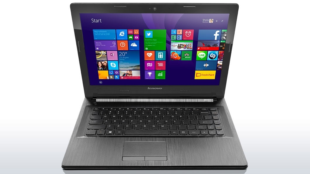 Laptop Lenovo Ideapad G40 - 30 Celeron N2830 4gb 320gb Negra