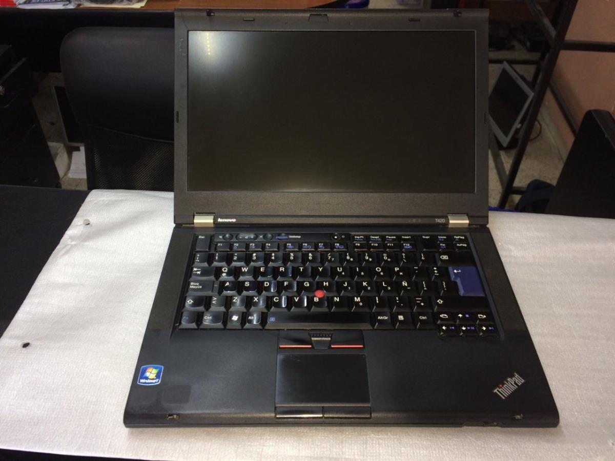 Laptop Lenovo T420 I5/4gb Ram/ Sin Hdd Pila 20% Vida