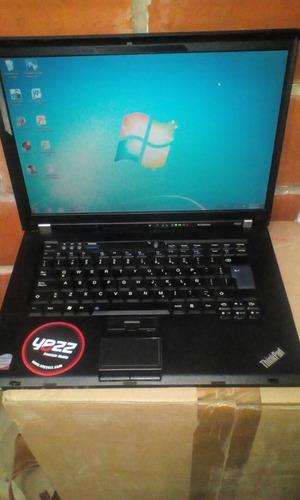 laptop lenovo t500 thinkpad