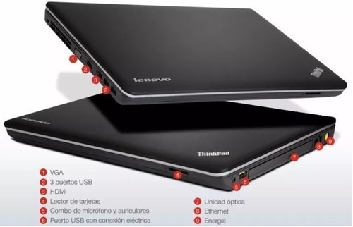 laptop lenovo thinkpad e430 i3 2.5ghz + 4gb nueva (en caja).