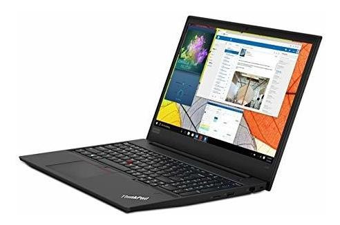 laptop lenovo thinkpad e595 (ryzen amd 7 3700u 4-core, ram
