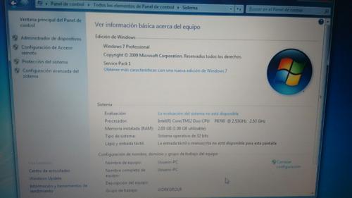 laptop lenovo x200 trabajando al cien posible cambio