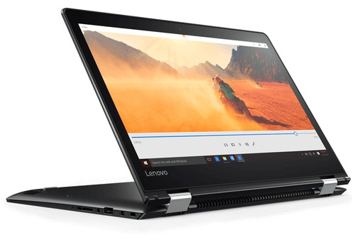 laptop lenovo yoga 510 core i5-7200u 15.6' 2.5ghz 4gb 1tb