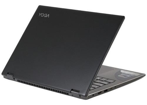 laptop lenovo yoga 520-14ikb:procesador intel core i7 7500u