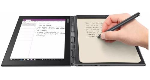 laptop lenovo yoga book yb1-x91f 4gb 64gb 10.1ips w10pro