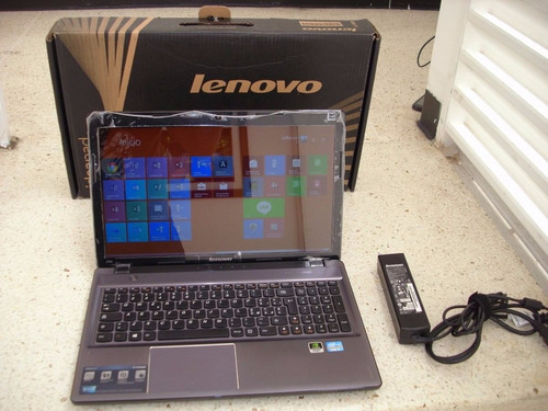 laptop lenovo z580 ideapad core i5, 8gb ram, 15.6 pulgadas