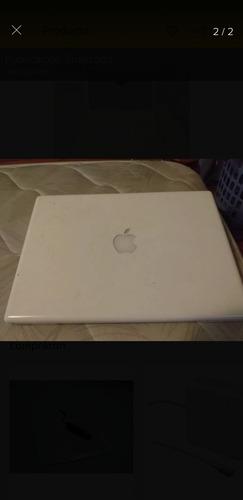 laptop mac book modelo a1185 pantalla dañada