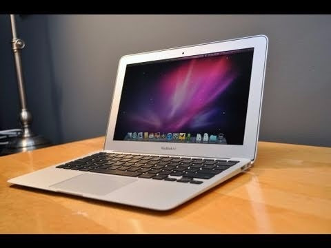 laptop macbook air apple i7