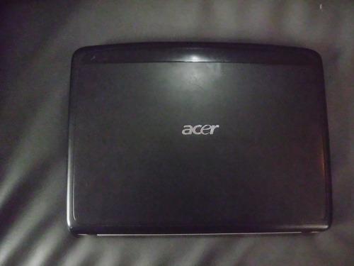 laptop marca acer aspire, tarjeta madre dañada