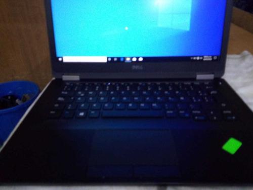 laptop marca dell modelo 5470 sexta generacio