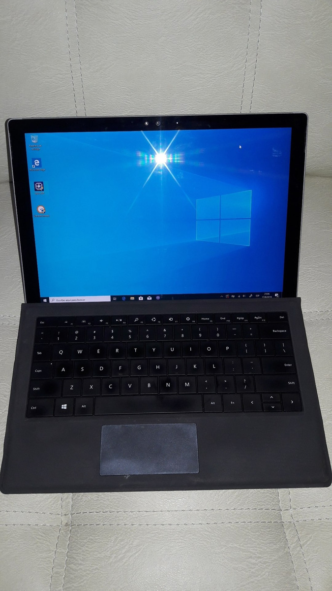 Laptop Microsoft Surface Pro 4 /i7-6650u/16gb Ram/256gb Ssd