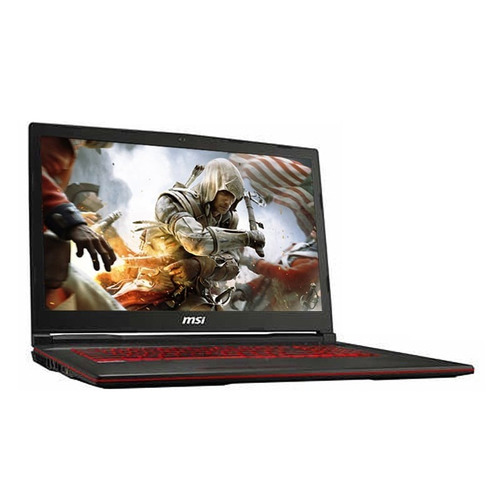 laptop msi gl73-8rd-418us i7-8750h 16gb 1tb 128 gb ssd 17.3