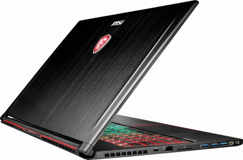 laptop msi - gs series stealth pro 15.6 - core i7