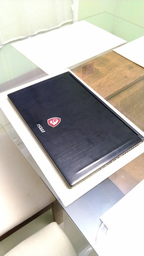 laptop notebook gamer pc msi gs63 stealth gtx 1060