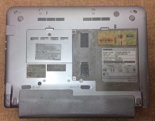 laptop / notebook toshiba nb200-12n