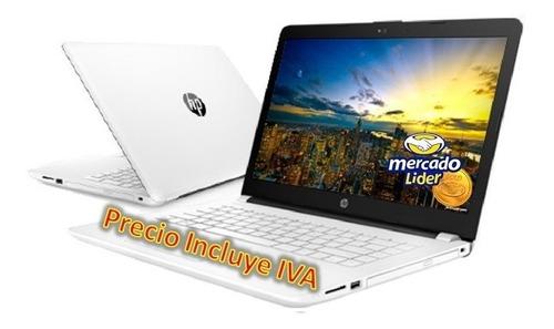 laptop portátil hp core i5 7ma gen 8gb 1tb led 14, i3/i7