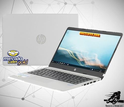 laptop portátil hp core i7 10ma 8gb 500gb  14 video 4gb, i5