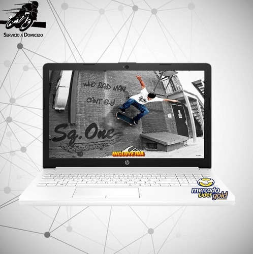 laptop portátil hp core i7 10ma 8gb 500gb 15.6 ,dvd