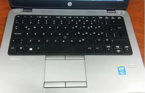 laptop portátil hp i7 intel core 12gb + garantía + tienda