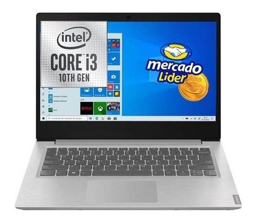 laptop portátil lenovo core i3 10ma gen 4gb 500gb 14¨, i5/i7