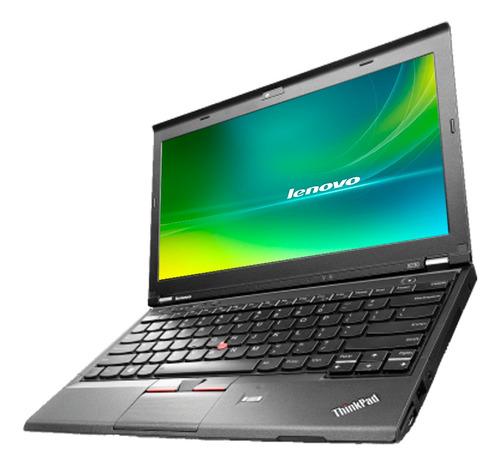 laptop portatil lenovo x230 core i5 4gb 500gb 13 win7 bagc