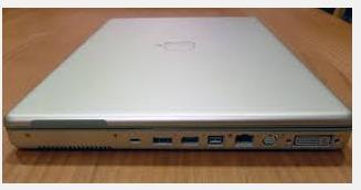 laptop powerbook g4, en $15,500 pesos, cel.809-264-6353