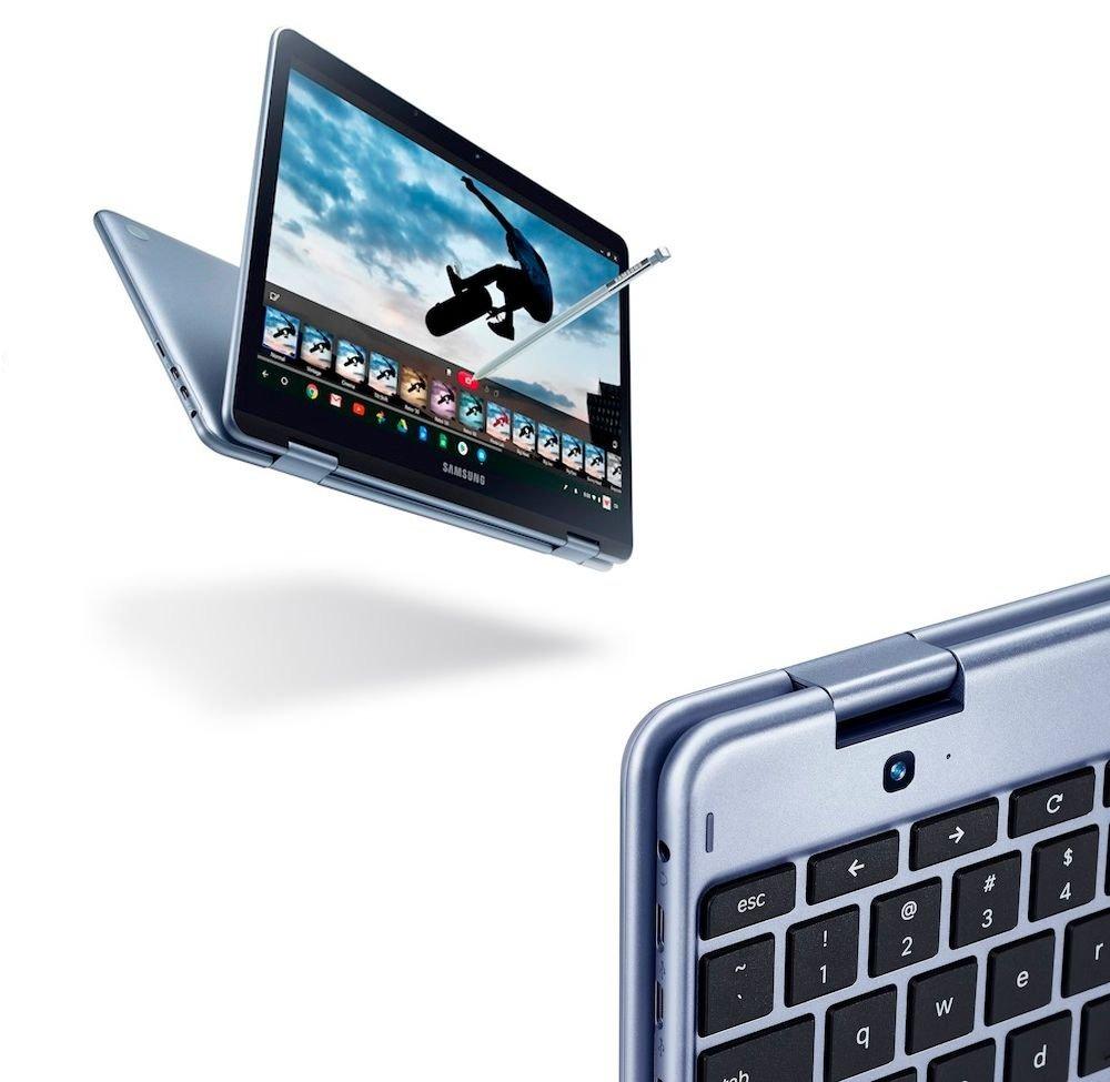 Laptop Samsung Chromebook Plus V2 12 2 M3 4gb 64gb Tactil