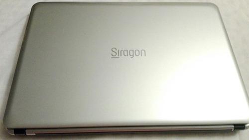 laptop siragon lns-35 (placa dañada) como nueva