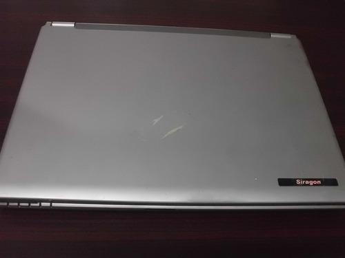 laptop siragon m-54v