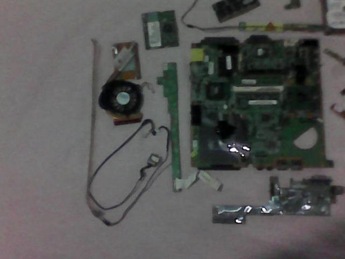 laptop siragon m54v para repuestos