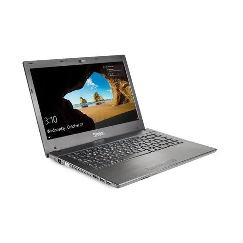 laptop siragon nb-3300 4gb ram 500gb intel pentium 2030m